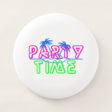 Beach Themed Party Time Wham-O Frisbee