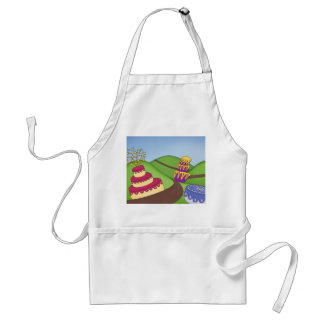 Party Time - Whimsical Cakes! Apron