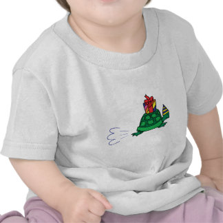 Party Tortoise T Shirt