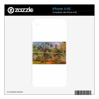Party wall by Paul Gauguin iPhone 4S Skins
