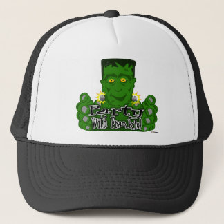 Party With Frankie! Trucker Hat