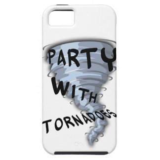 Party With Tornadoes iPhone SE/5/5s Case