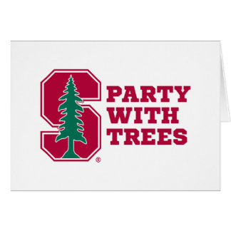 Party With Trees 2 Cards
