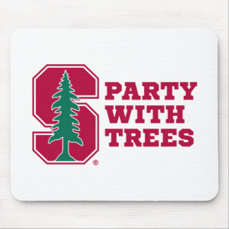 Party With Trees 2 Mouse Pad
