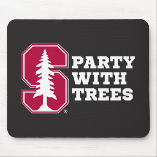 Party With Trees 3 Mouse Pad