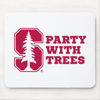 Party With Trees 4 Mouse Pad