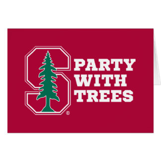 Party With Trees Cards