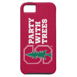 Party With Trees iPhone 5 Cover