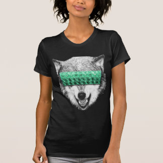 Party Wolf with Diamond Studs Tank Top