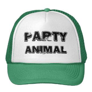 partyanimal trucker hat