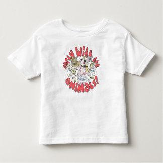 partyanimals toddler t-shirt