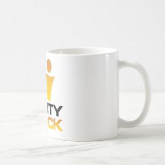 Partyflock sulk coffee mug