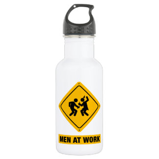 Partying 18oz Water Bottle
