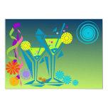 Partytime 13 Cm X 18 Cm Invitation Card