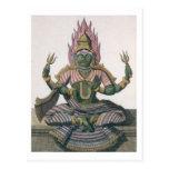 """Parvati, del """"viaje Indes aux. y de un lomo del Postal"""