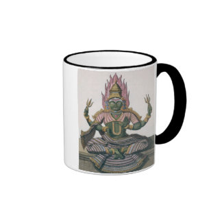 Parvati, from 'Voyage aux Indes et a la Chine' by Coffee Mugs