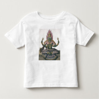 Parvati, from 'Voyage aux Indes et a la Chine' by Tee Shirt
