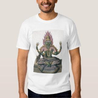Parvati, from 'Voyage aux Indes et a la Chine' by Tshirts