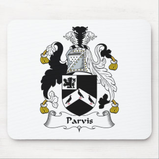 Parvis Family Crest Mouse Pad