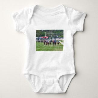 Parx Racing Baby Bodysuit