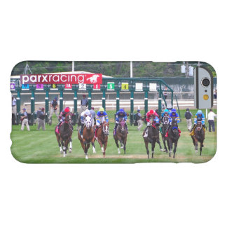 Parx Racing Barely There iPhone 6 Case