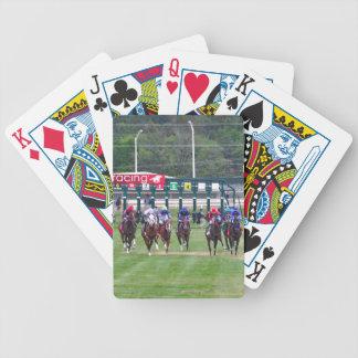Parx Racing Bicycle Playing Cards