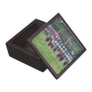 Parx Racing Jewelry Box