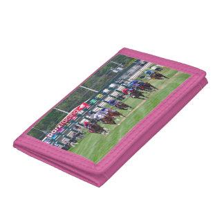 Parx Racing Tri-fold Wallet