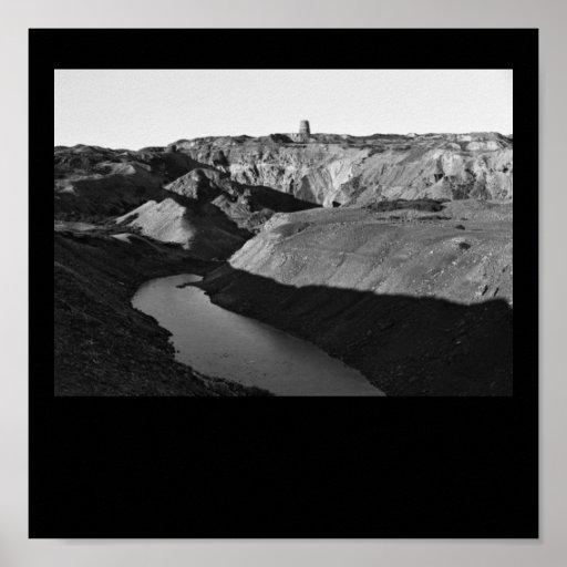 Parys Mountain Print