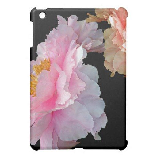 Pas De Deux Glowing Spring Peonies Gifts iPad Mini Case