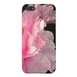 Pas De Deux Gorgeous Peonies Customizable iPhone SE/5/5s Case