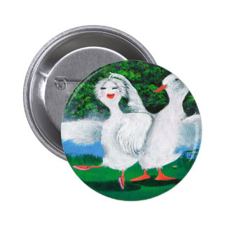 Pas de Ducks Pin Redondo 5 Cm