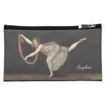Pas-de-Shawl Dance Annette Kobler Amsterdam 1812 Cosmetics Bags  at Zazzle