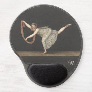 Pas-de-Shawl Dance Annette Kobler Amsterdam 1812 Gel Mouse Pad