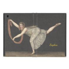 Pas-de-Shawl Dance Annette Kobler Amsterdam 1812 iPad Mini Covers at Zazzle