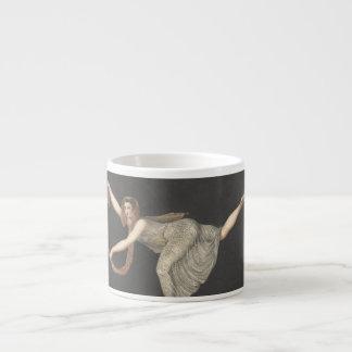 Pas-de-Shawl Dance Annette Kobler Amsterdam 1812 Espresso Mugs
