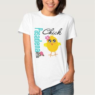 Pasadena CA Chick 1 T-Shirt