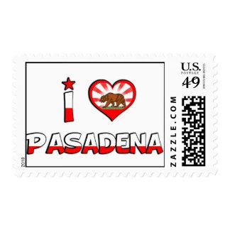 Pasadena, CA Sello