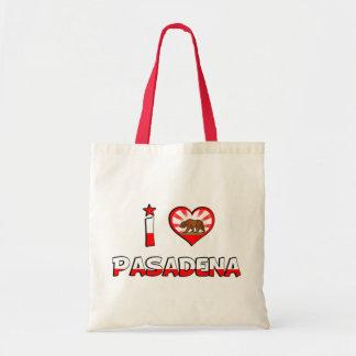 Pasadena, CA Tote Bag