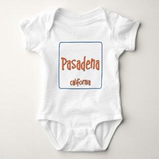 Pasadena California BlueBox Baby Bodysuit