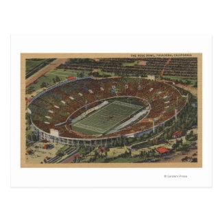 Pasadena, California - el Rose Bowl Tarjetas Postales