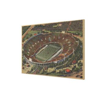 Pasadena, California - The Rose Bowl Canvas Print