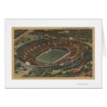 Pasadena, California - The Rose Bowl Greeting Cards