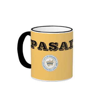 Pasadena* Ceramic Coffee Mug
