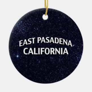 Pasadena del este California Ornaments Para Arbol De Navidad