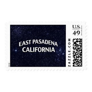Pasadena del este California Sellos