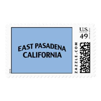 Pasadena del este California Sello