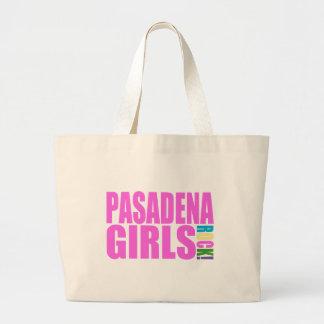 PASADENA GIRLS ROCK LARGE TOTE BAG