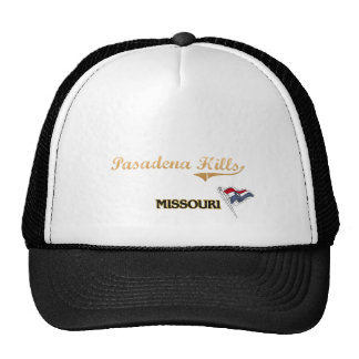 Pasadena Hills Missouri City Classic Trucker Hats
