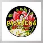 Pasadena Póster